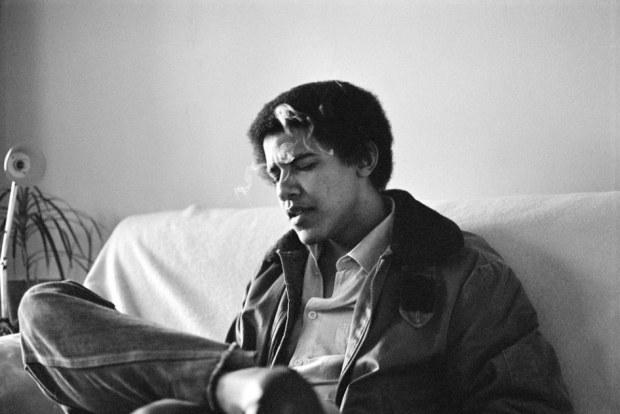 Барак Обама — 44-й президент США
