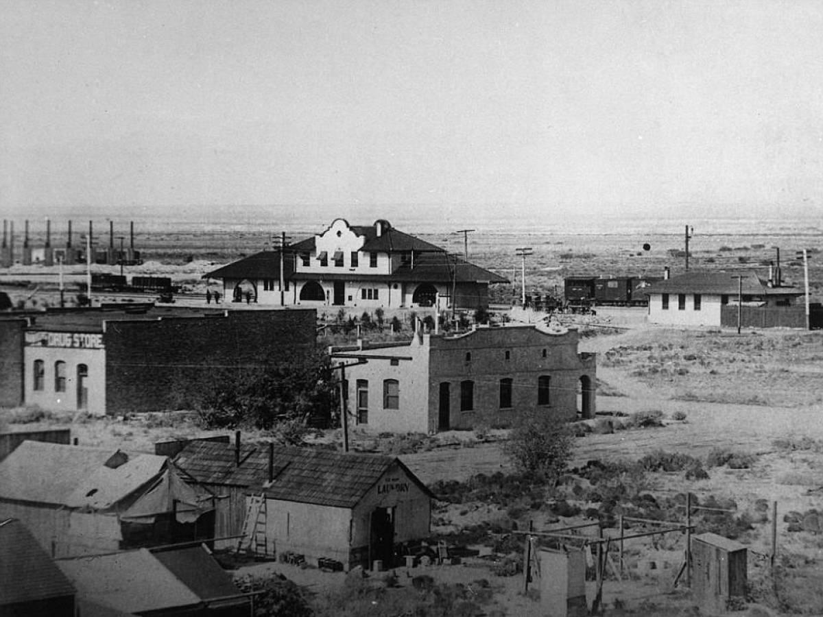 Лас-Вегас, 1906
