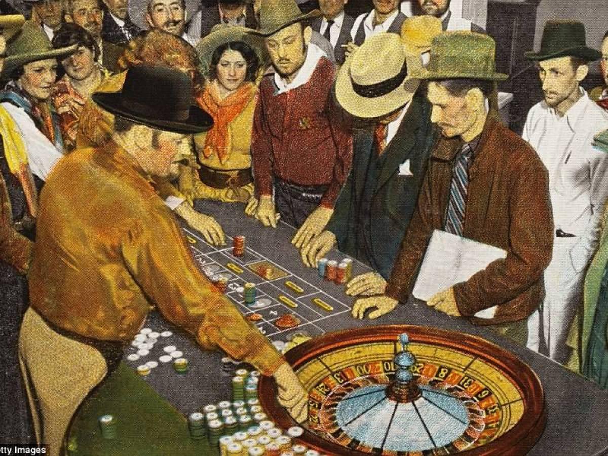 Азартные Игры Казино, 1935