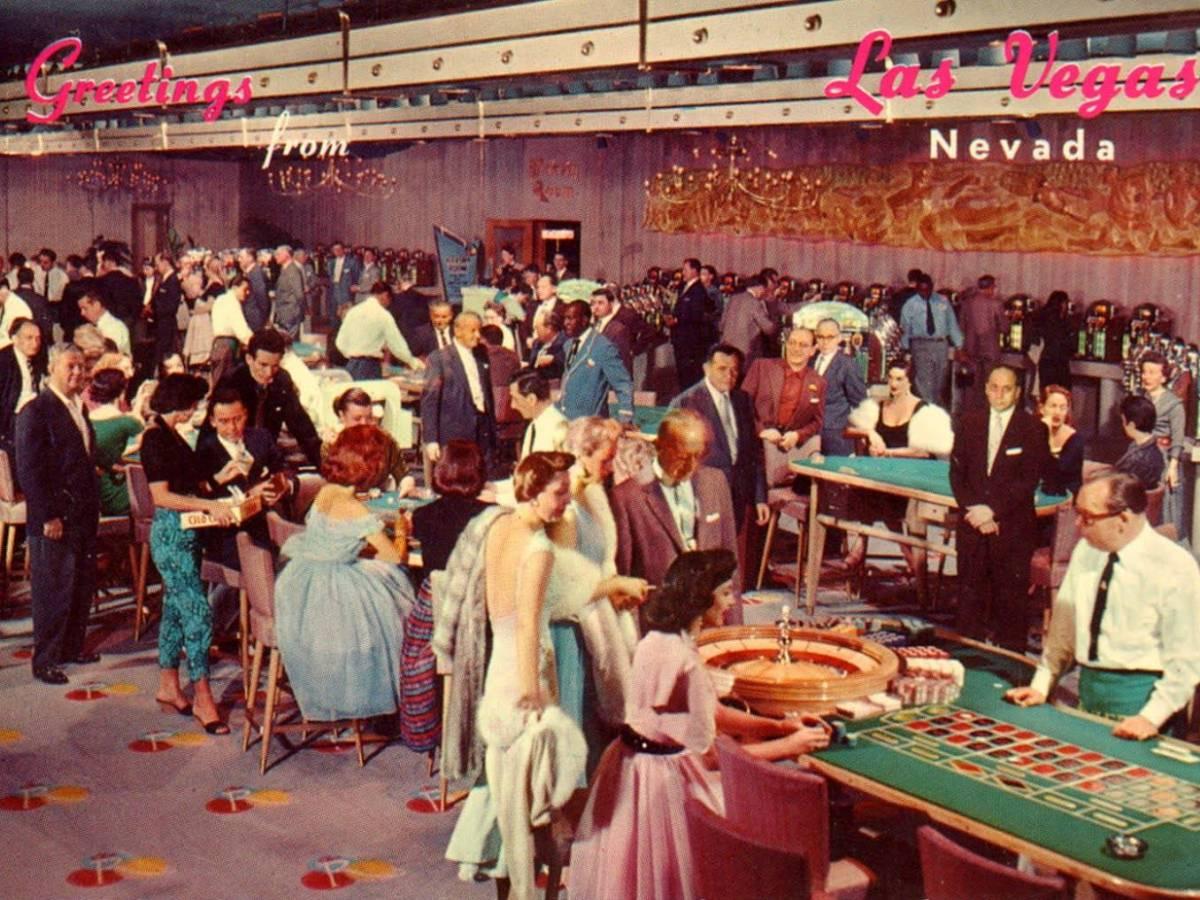 Казино Лас-Вегаса, 1950-е гг.