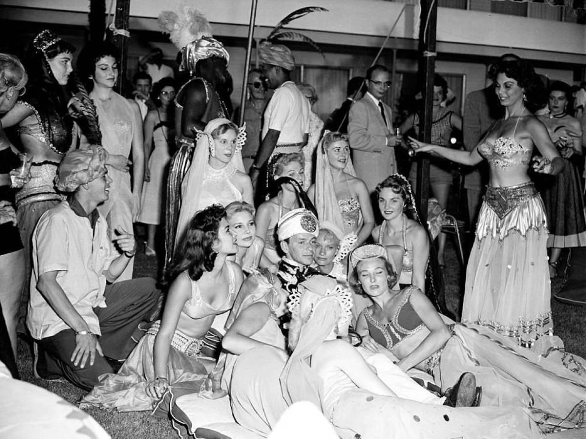 Фрэнк Синатра, 1955