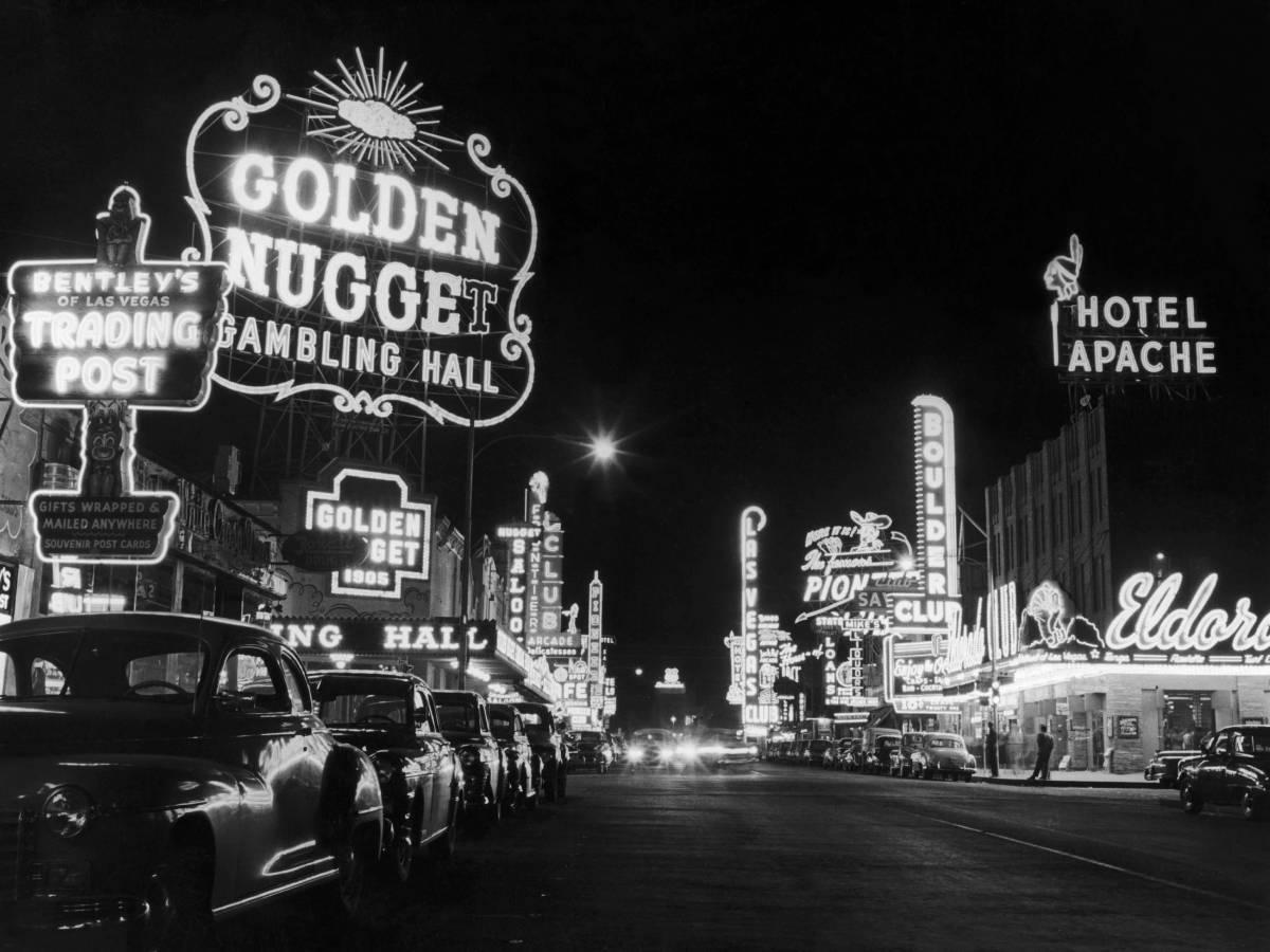 Огни Лас-Вегаса, 1966