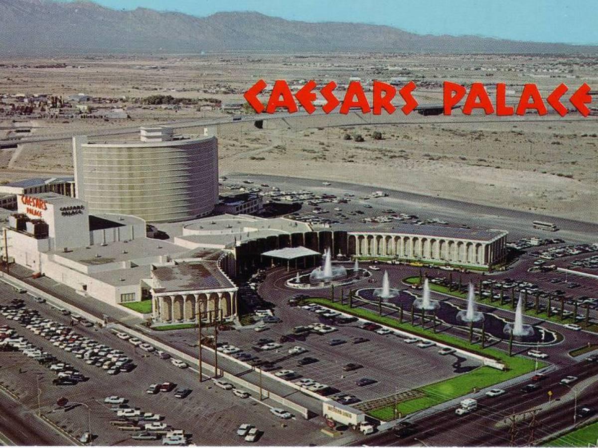 Дворец Цезаря, 1971