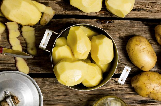 Как правильно сделать картофельное пюре