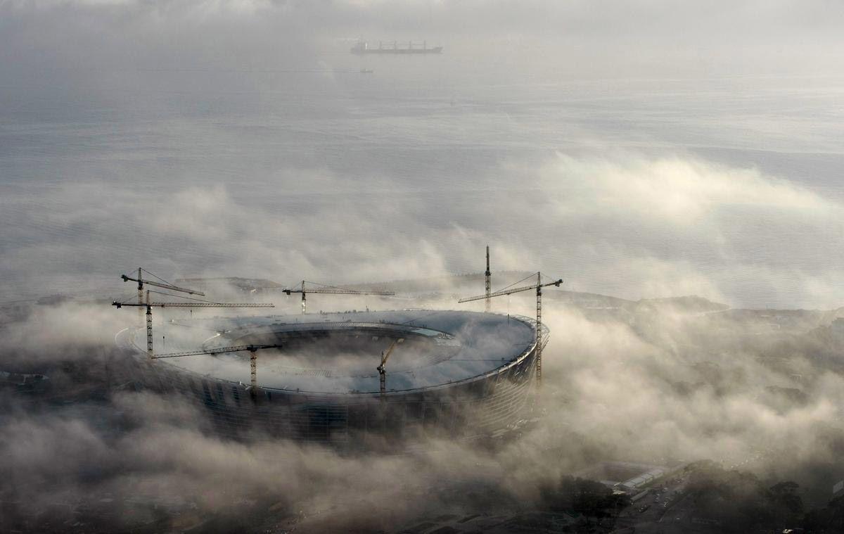 Стадион «Кейптаун», ЮАР