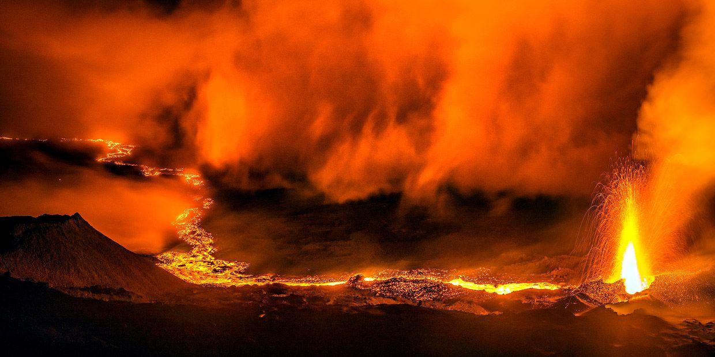 Взобраться на вулкан легко, опытные туристы знают: увидеть истинную красоту этого гиганта можно только сверху.
