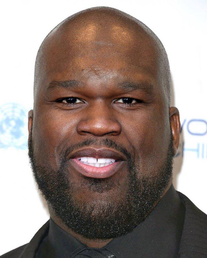 Шакил О'Нил и 50 Cent