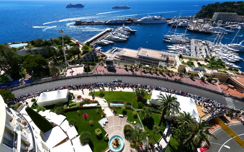 Circuit de Monaco, Монте — Карло, Монако