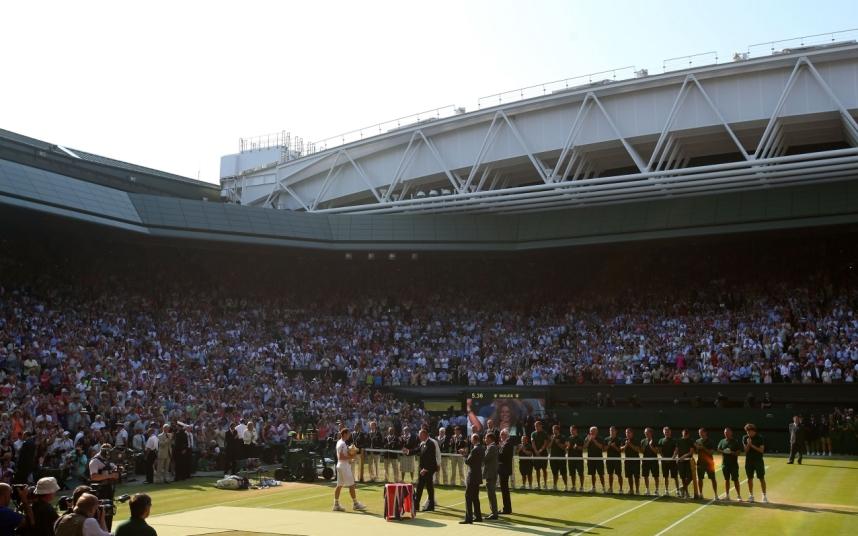 Клуб лаун-тенниса и крокета, Уимблдон, Англия