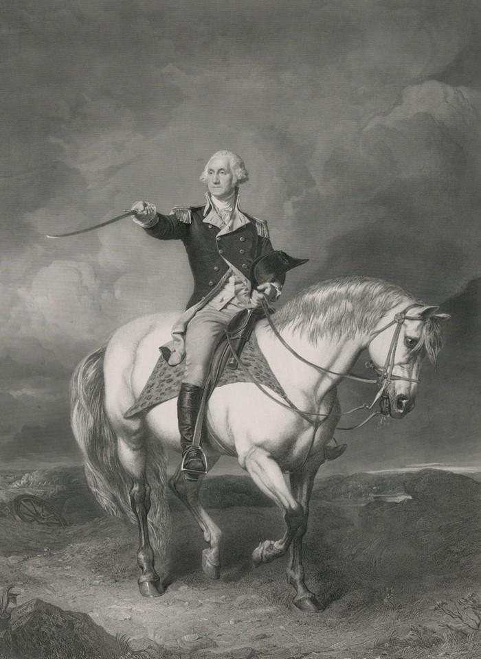Джордж Вашингтон проиграл почти все сражения