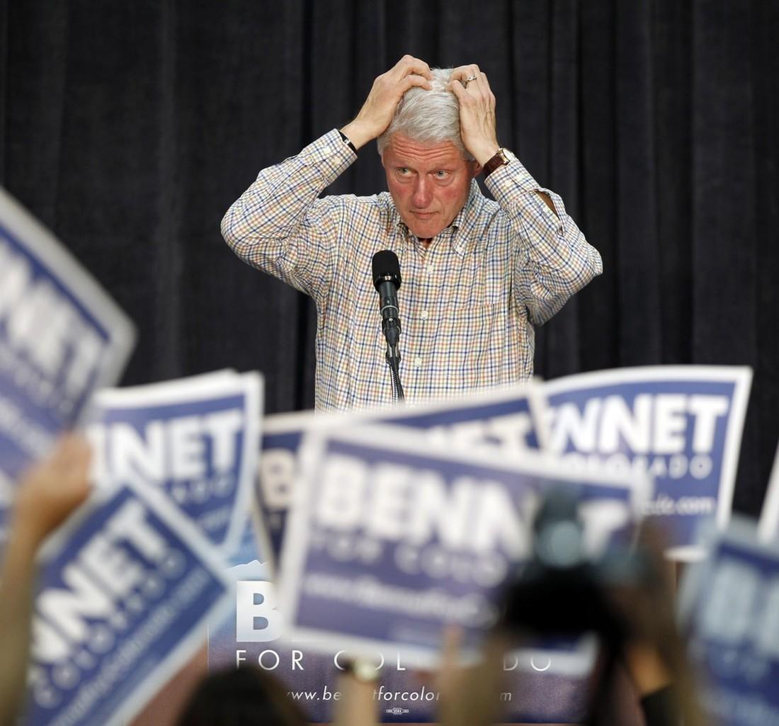 Клинтон потерял коды от ядерного чемоданчика