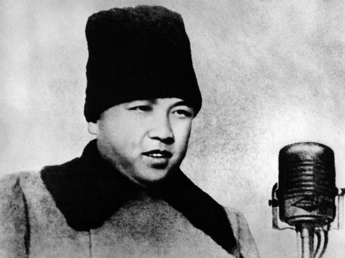 Ким Ир Сен был майором в Советской Армии во время Второй мировой войны.