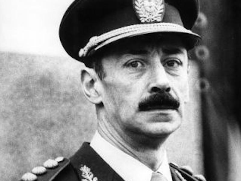 Хорхе Рафаэль Видела был в аргентинской армии.
