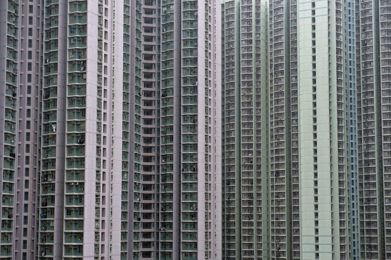 Здание офисов в Гонконге, точнее это офис банка HSBC – одного из крупнейших финансовых конгломератов в мире.