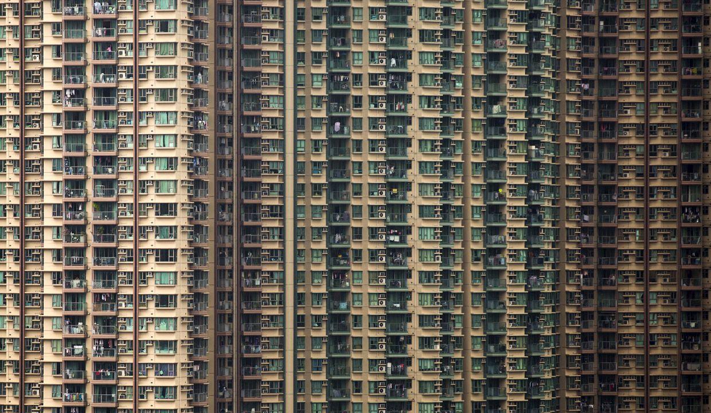 Жилое здание в Гонконге. Фото: Tyrone Siu