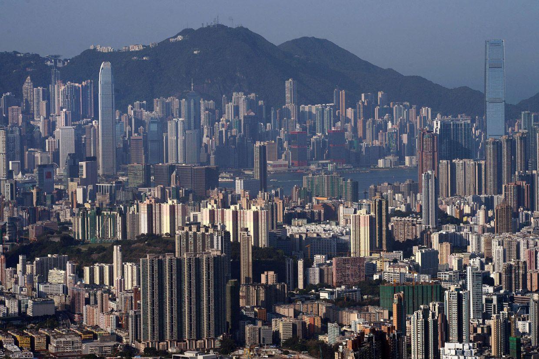 Гонконг. Городские пейзажи. Фото: Dale de la Rey