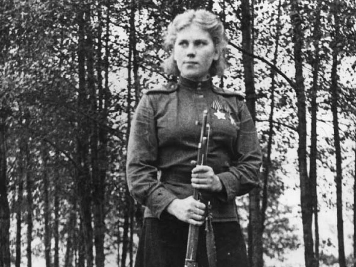 Роза Шанина, невидимый Ужас Восточной Пруссии