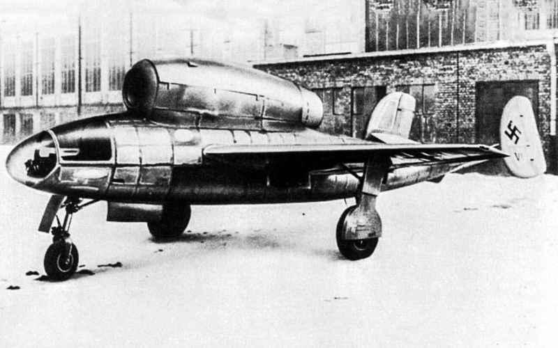 Хейнкель He-162 Volksjäger