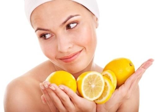 Лимон от угрей
