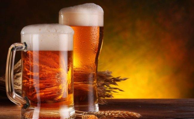 Пиво для роскошных волос
