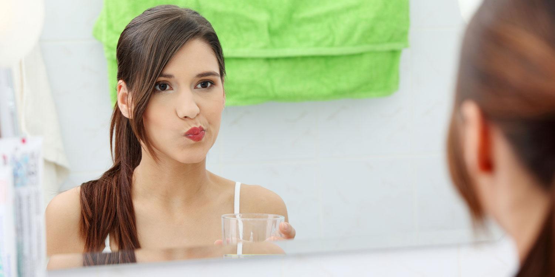 Устраняем неприятный запах изо рта с помощью соды