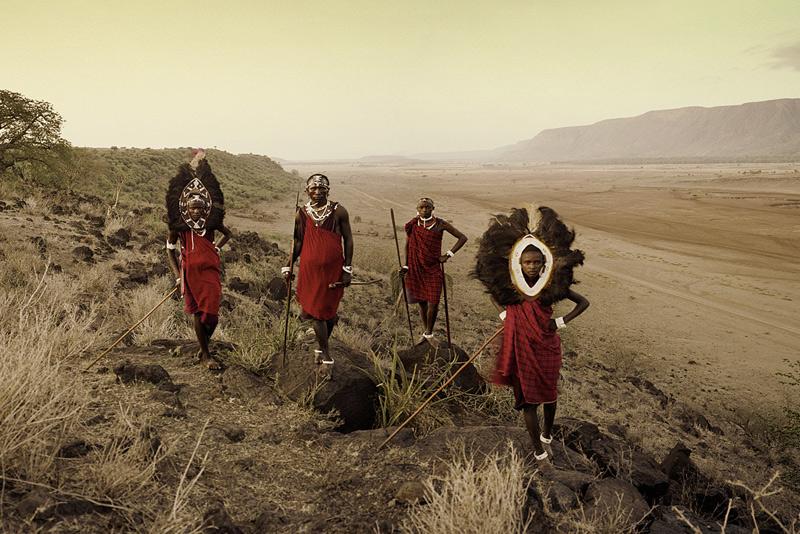 Масаи, Танзания