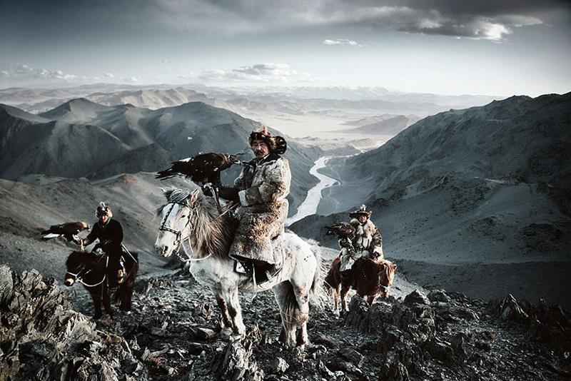 Этнические казахи, Монголия