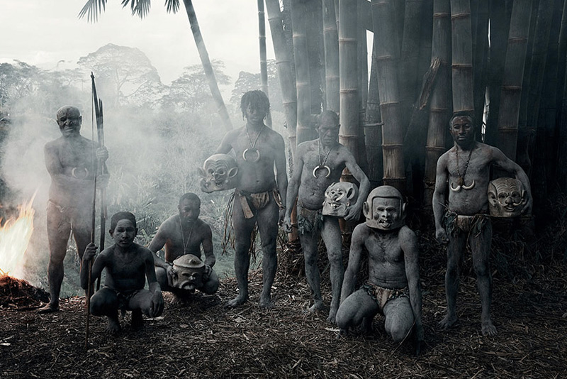 Асаро, Индонезия и Папуа-Новая Гвинея
