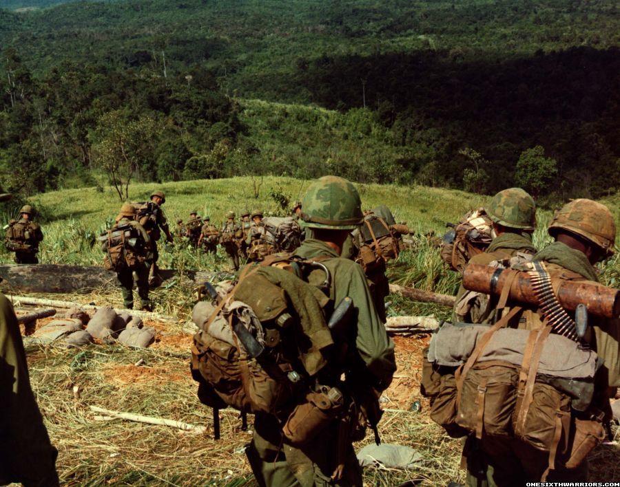 Война во Вьетнаме — $738 миллиардов