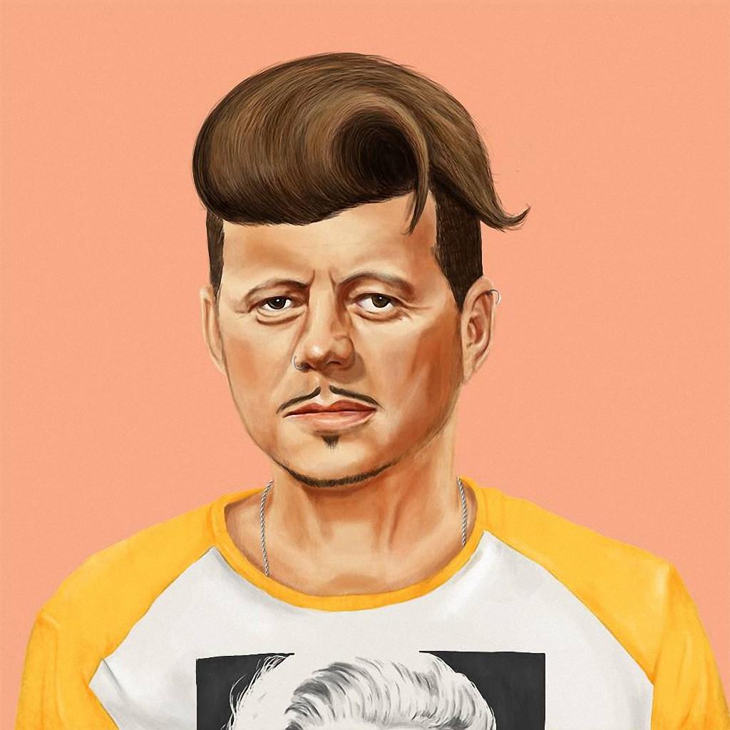 Джон Кеннеди — президент США