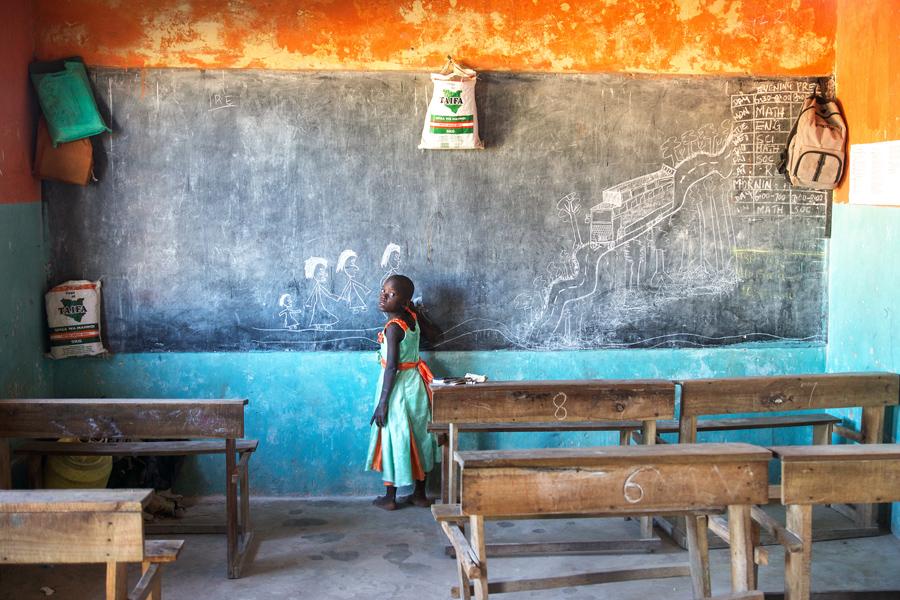 Победитель в номинации устойчивое путешествие: Сиротская школа в Кении. Фото: Tihomir Trichkov.