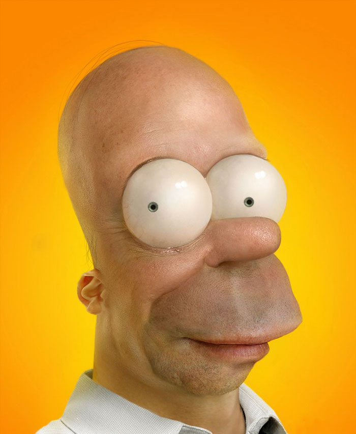 Гомер из Симпсонов