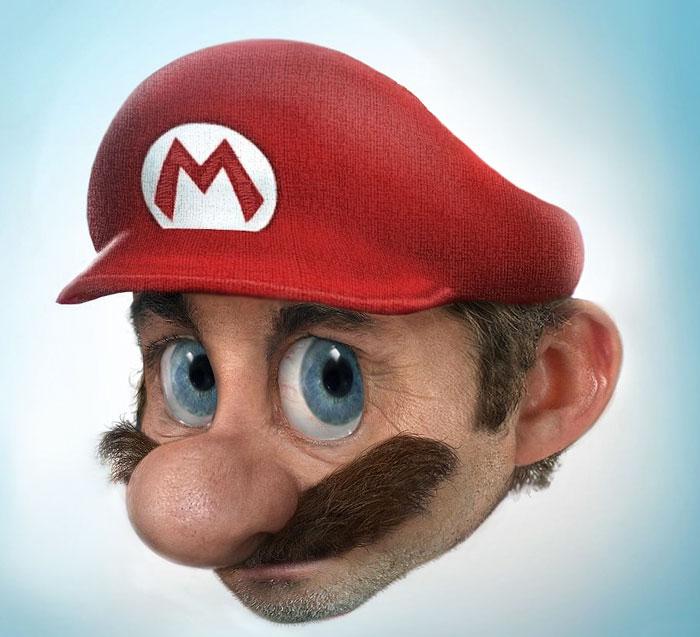 Это я, Марио!