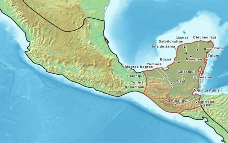 По последним подсчетам, около семи миллионов потомков тех самых майя по-прежнему живут на полуострове Юкатан.
