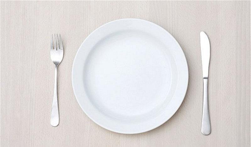Голодание избавляет организм от токсинов