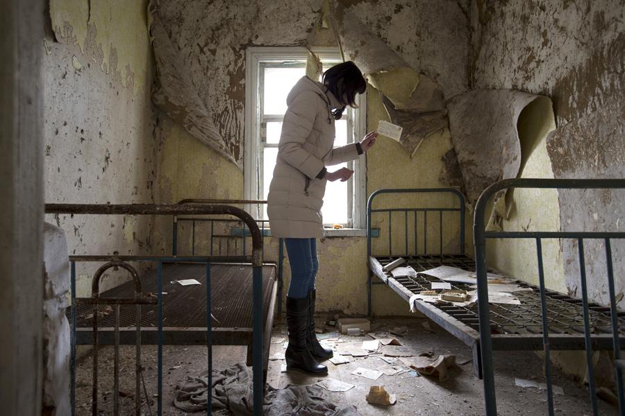 Еще очищаем: через 30 лет после катастрофы на Чернобыльской АЭС