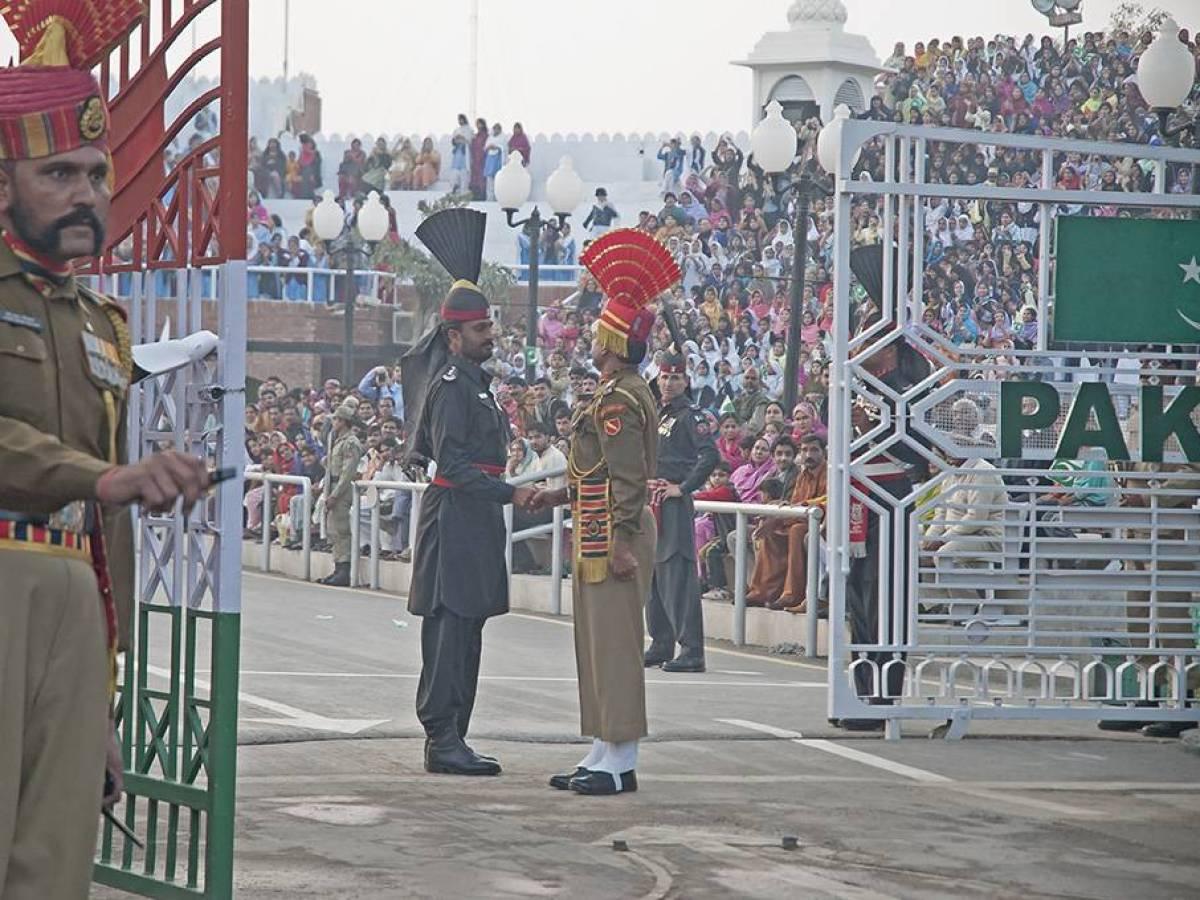 Индия-Пакистан