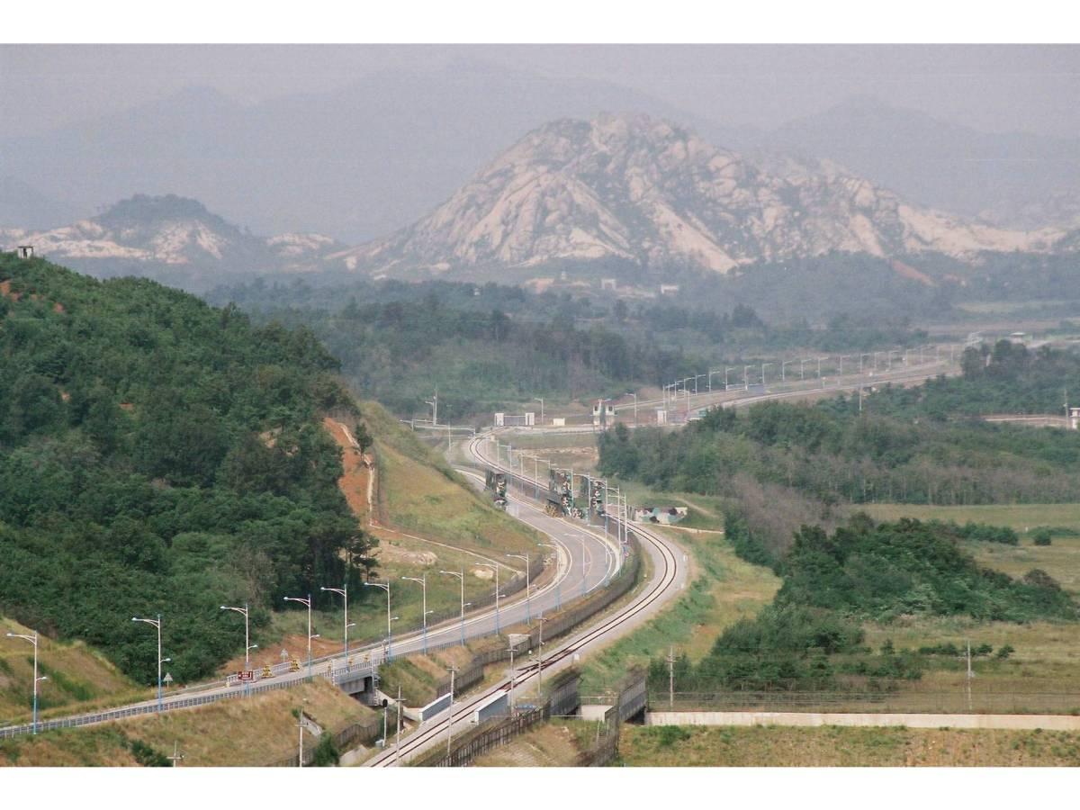 Северная Корея—Южная Корея