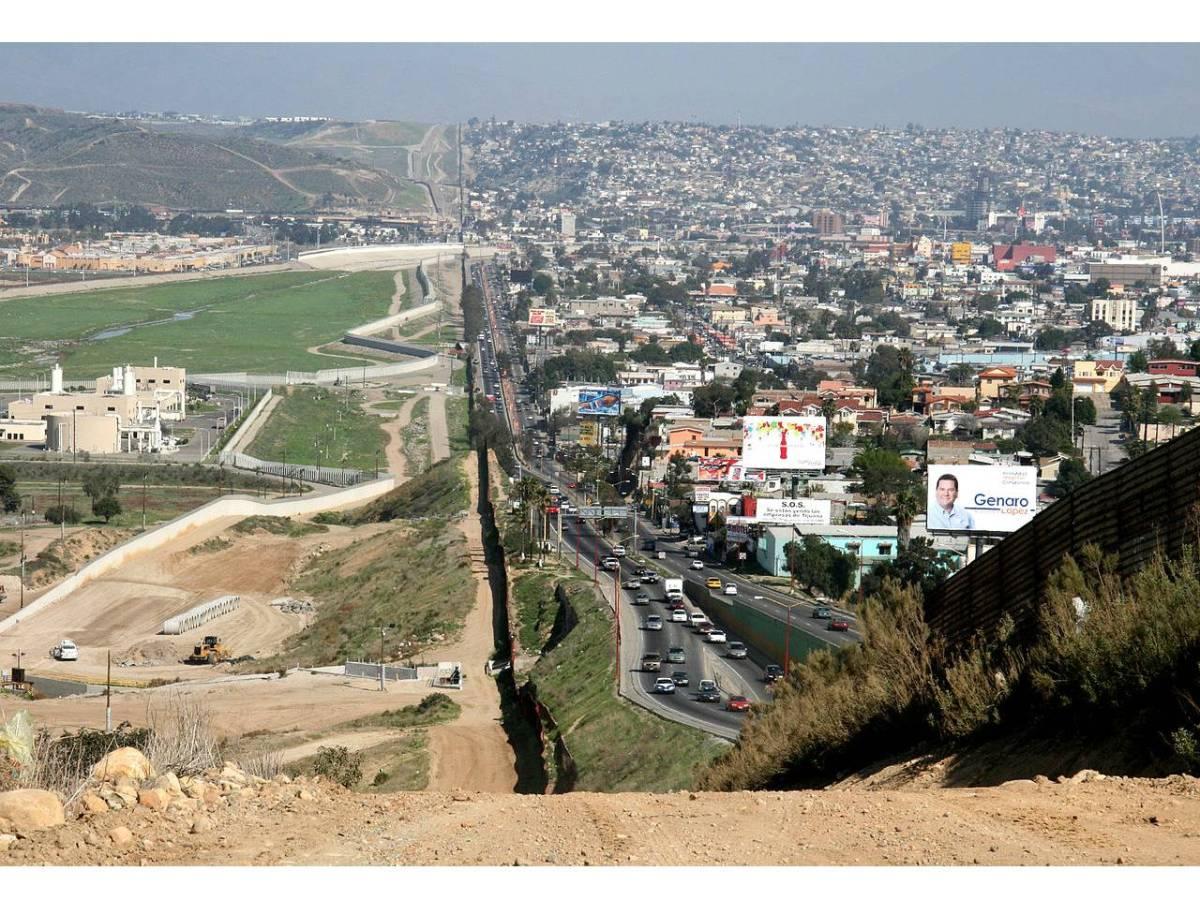 Мексика—США