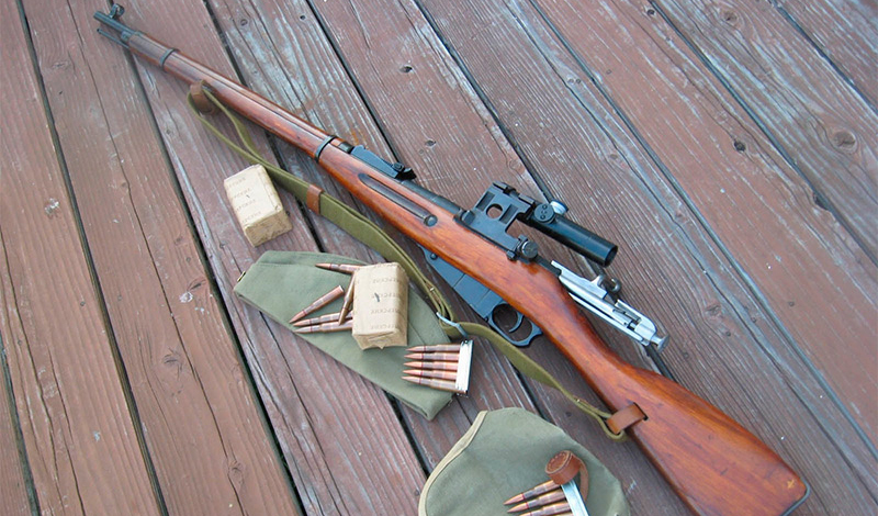 Оружие снайпера