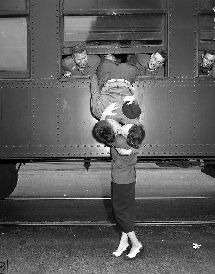 Прощальный поцелуй, Лос-Анджелес, Сентябрь. 6, 1950