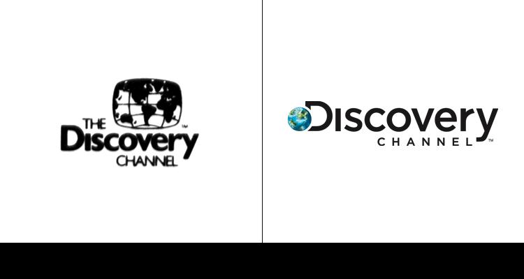 Первоначальный вариант логотипа Discovery Channel был разработан в 1985 году. С тех пор логотип претерпел кардинальные изменения.