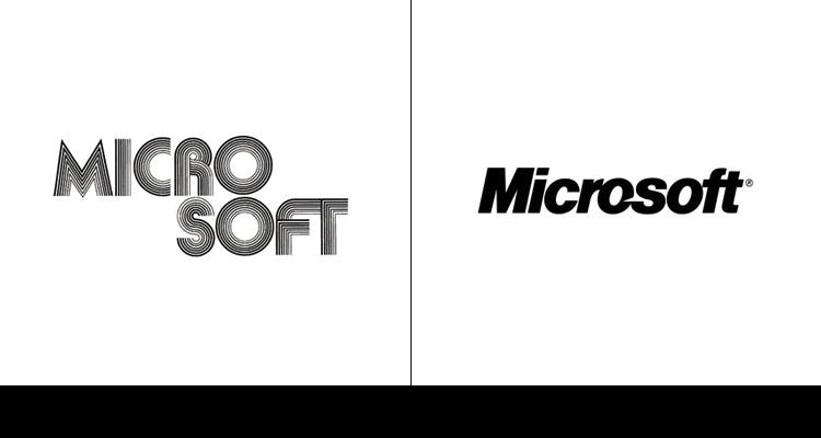 Первое картиночка Microsoft была создана в 1975 г. Последняя версия появилась в 2011 году.