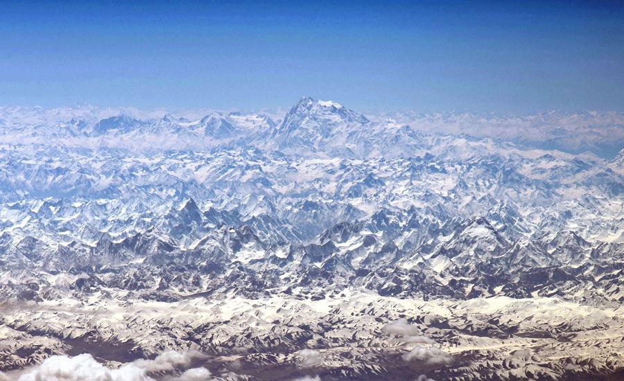 Гималаи.