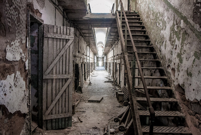 Восточная государственная тюрьма, Филадельфия