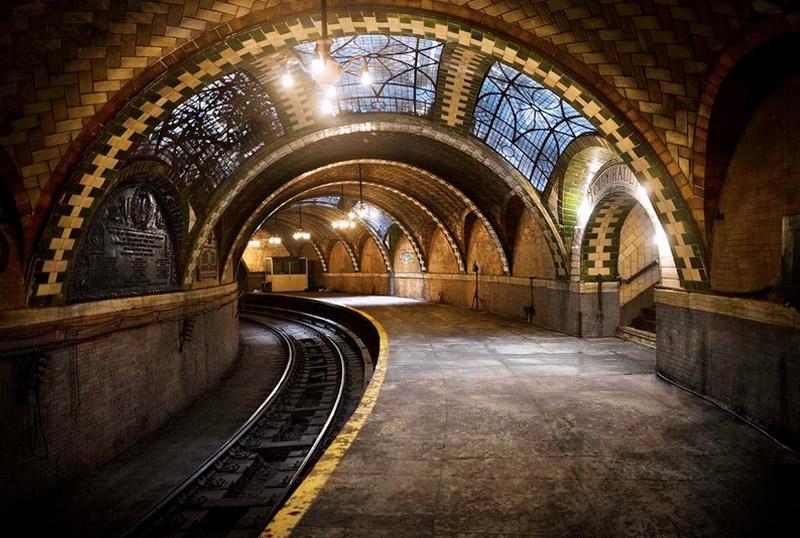 Станция Сити Холл, Нью-Йорк