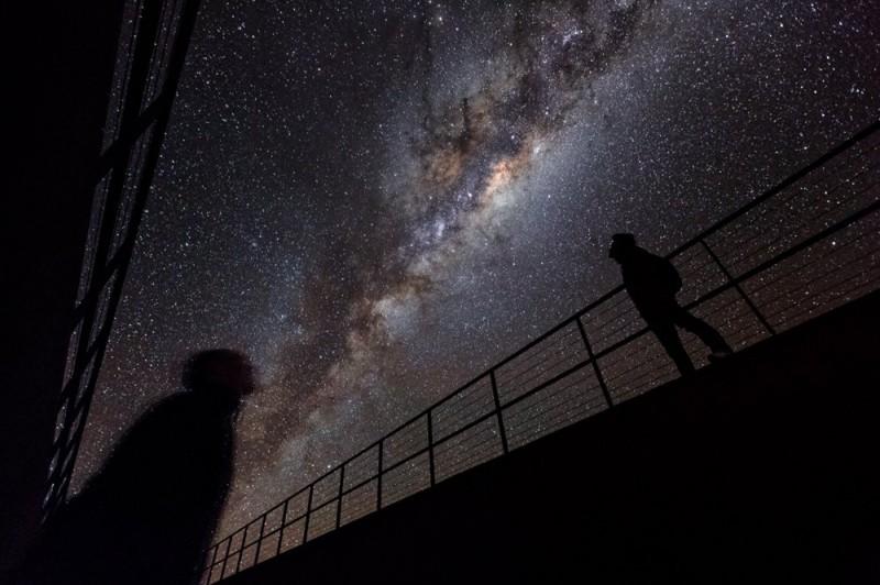 Вселенная наполнена невидимыми вещами
