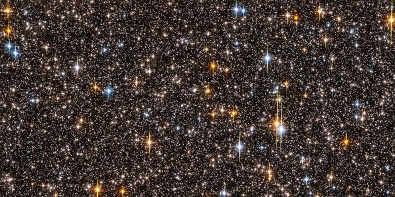 Вселенная больше