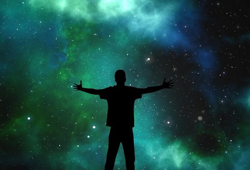 Когда вы смотрите на небо, вы смотрите в прошлое