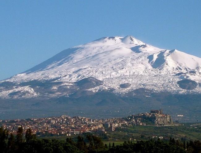 Этна, Италия